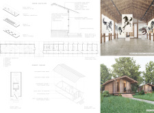 3RD PRIZE WINNER+  BB GREEN AWARD omulimuseum architecture competition winners