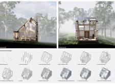 2ND PRIZE WINNER kiwicabin architecture competition winners