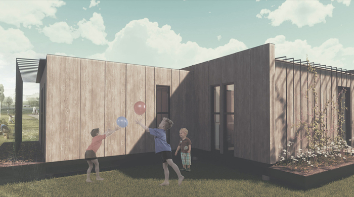 Modular Home Design Challenge 2021 - winners selected from Romania, USA, Canada and Poland!