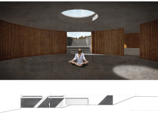 3RD PRIZE WINNER spiralahome architecture competition winners