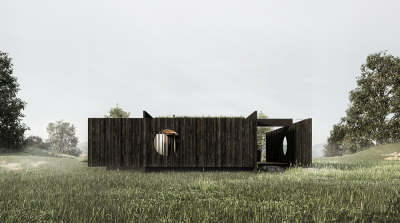 Romantic Cabin For Two - winners selected from Uruguay, Poland, UK, Germany and Italy!