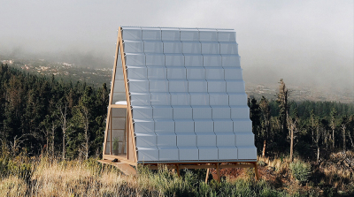 Why do you participate in architecture competitions? - Sleeping Pods On A Cliff 1st and Green Award winners