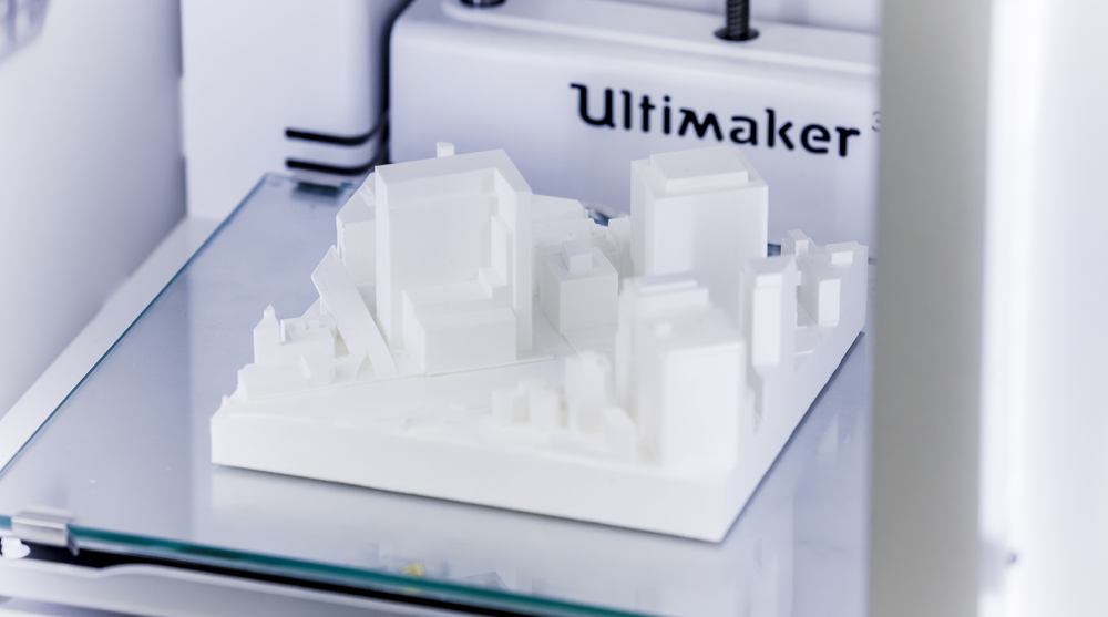 3d printing architecture tools technology